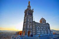 Франция - Марсель главные достопримечательности