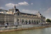 Все о картинах в музее Орсе в Париже