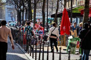 Март Париж куда сходить