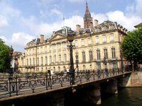 Достопримечательности Страсбурга - Дворец Рохан