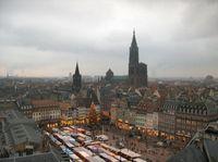 Достопримечательности французского Страсбурга