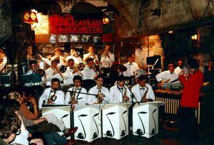 Клуб «Caveau de la Huchette»