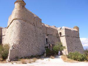Форт Монт-Альбан (Fort du Mont Alban)