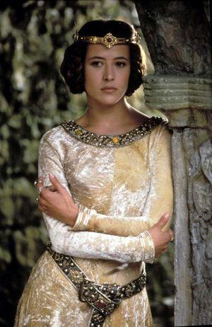 Софи Марсо в роли принцессы