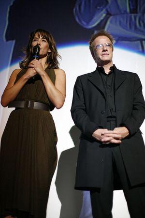 Софи Марсо и Кристофер Ламберт