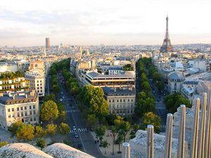 Туры из Москвы в Париж