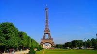 Какая погода в Париже в августе