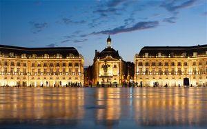 Крупные города Франции - Бордо
