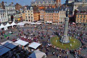 Крупные города Франции - Лилль