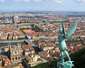 Крупные города Франции - Лион