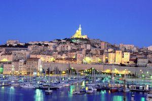Крупные города Франции - Марсель