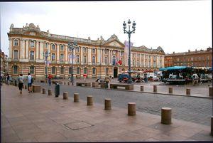 Крупные города Франции - Тулуза
