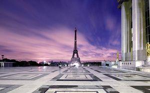 Погода в Париже - май